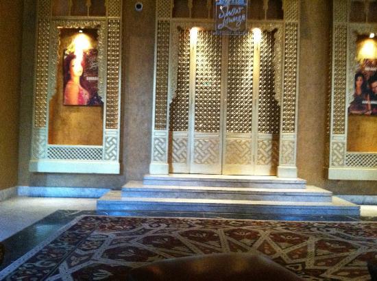 Cairo Marriott Hotel & Omar Khayyam Casino: Old palace