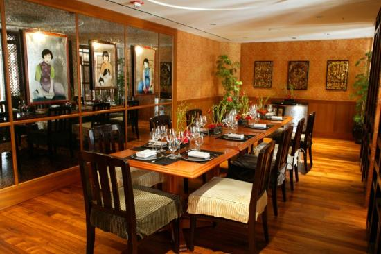 Private Dining Room Picture Of The Peninsula Chicago Chicago
