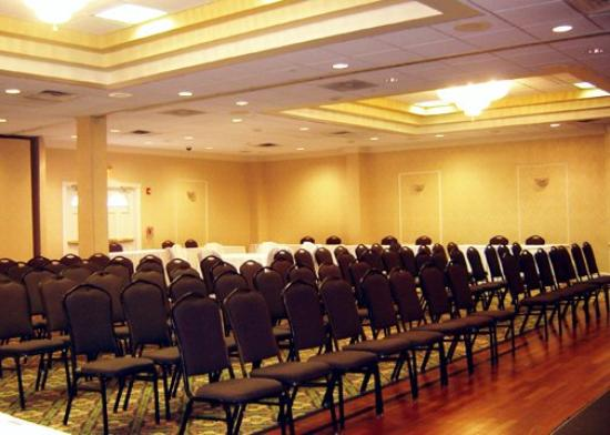 ballroom theatre style picture of clarion hotel. Black Bedroom Furniture Sets. Home Design Ideas