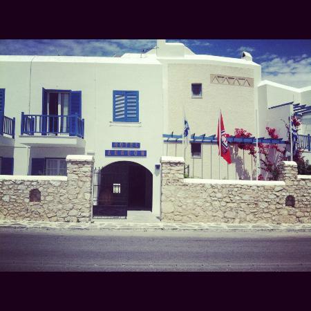 Hotel Aegeon Paros : Aegeon Hotel