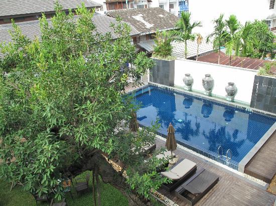 De Lanna Hotel, Chiang Mai: nice pool