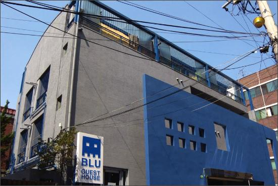 Blu GuestHouse 1: 블루1 홍대