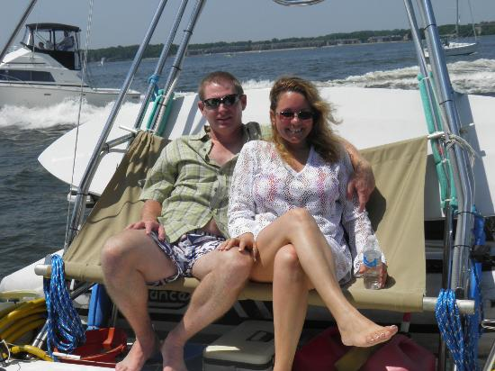 Felix Charter - Day Tours: Hammock for Two