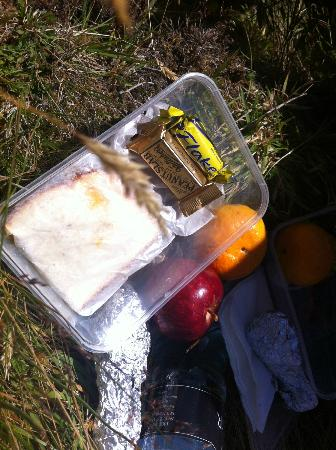 Poronui: lunch box