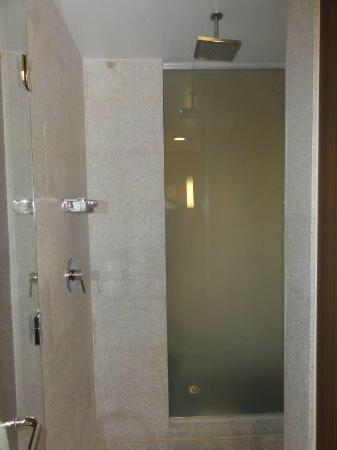 Hutton Hotel: shower is super