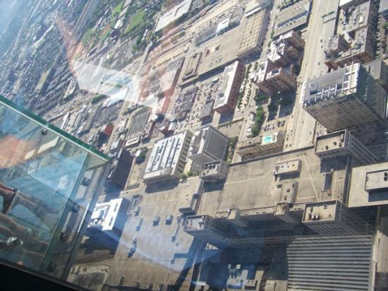 Holiday Inn Chicago Downtown : View from Skydeck