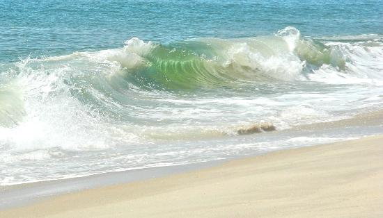 Southampton, Estado de Nueva York: more waves at cooper beach