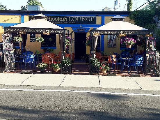 Genie S Hookah Lounge Rhode Island