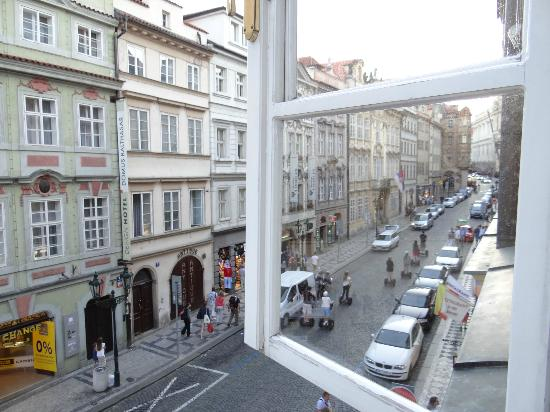 Charles Bridge Residence: View from #4