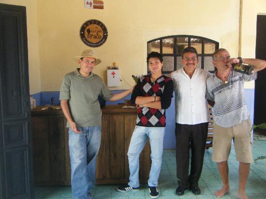 Hostal La Casa de Paco: :D