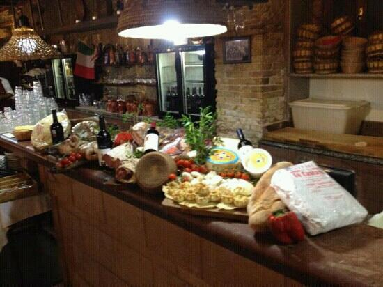 Buffet Italiano Cagliari : Art of sushi picture of art of sushi cagliari tripadvisor