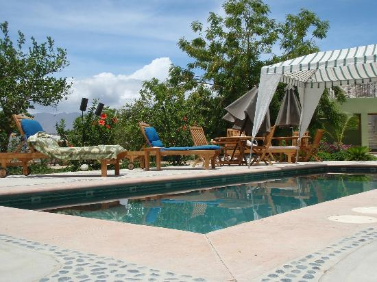 Hotel Los Pescadores: Don't forget to turn