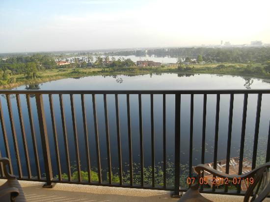 Lake Eve Resort: Lakeview 