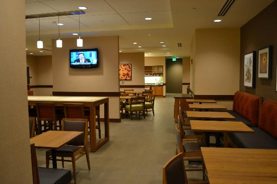 Hyatt Place Boston/Braintree: Breakfast room