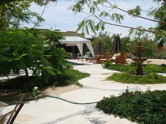 Hotel Los Pescadores: La Jardín