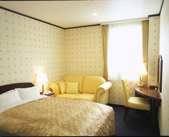 Urban Hotel Tsukuba: デラックスダブル