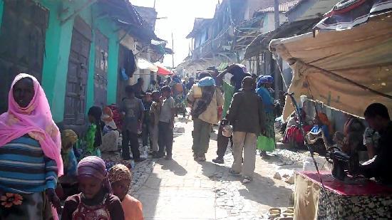 Risultati immagini per harar etiopia