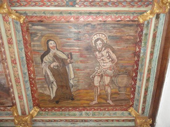 Igreja & Convento Da Ordem Terceira Do Carmo: Teto