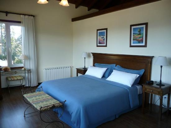 Hosteria Le Lac: habitacion