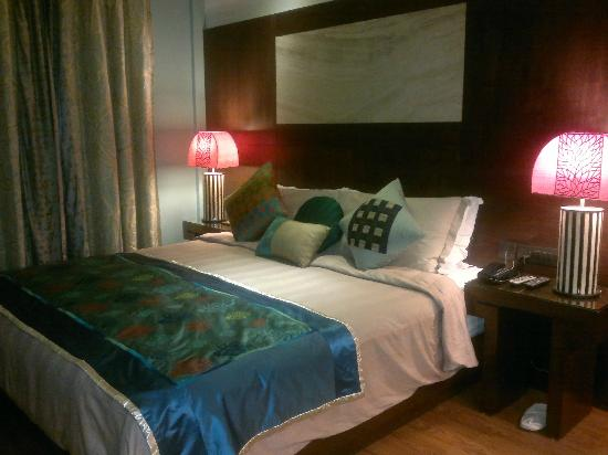 juSTa MG Road, Bangalore: The coziest bed in the world!