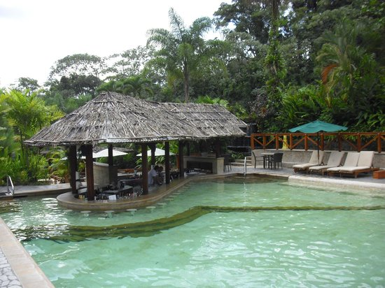 Tabacon Grand Spa Thermal Resort: bebidas