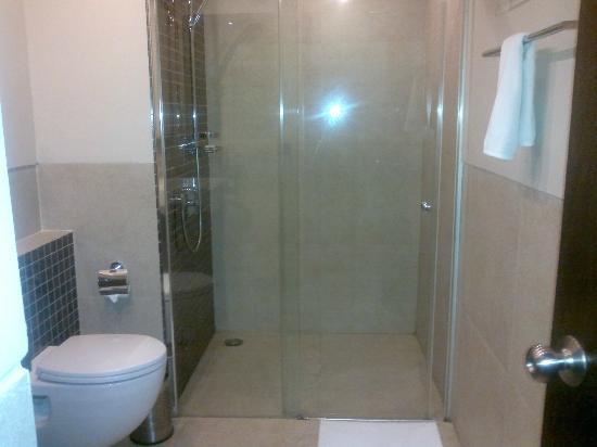 juSTa MG Road, Bangalore: Shower