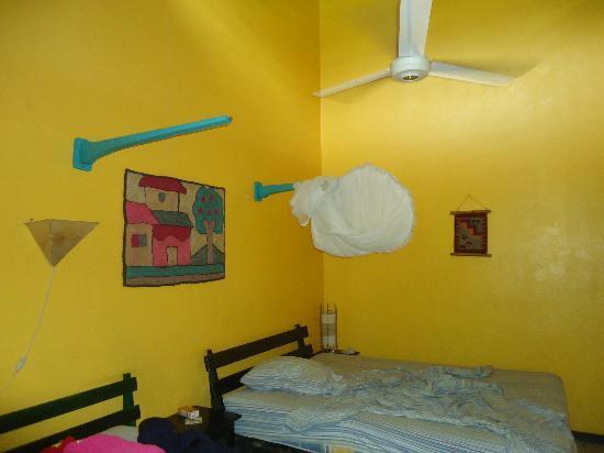 Hotel Guarana: Cuartos cómodos y frescos