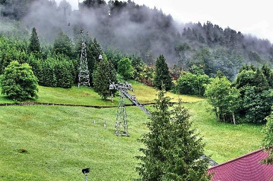 Alpin Center Interlaken : Cable Car for Top of Europe