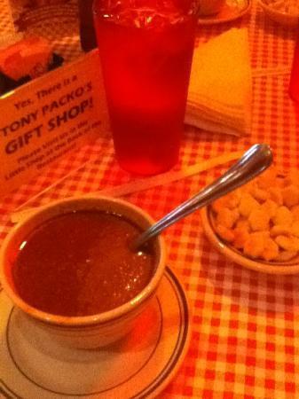 Tony Packo's Cafe: Chili