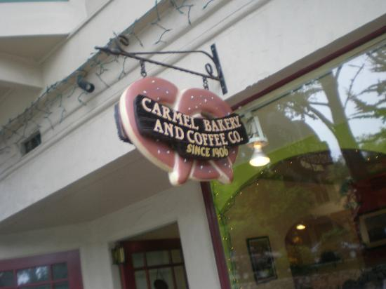 Carmel Bakery: Look for this sign to find the shop