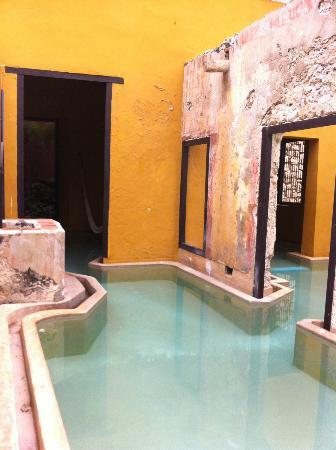 Hacienda Puerta Campeche, A Luxury Collection Hotel: The outdoor pool