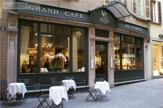 Ristorante Grand Café Al Porto: Gran Cafe al Porto