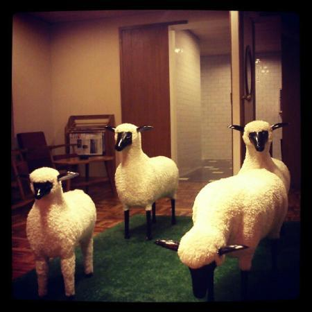Stevie G Hotel: Lobby