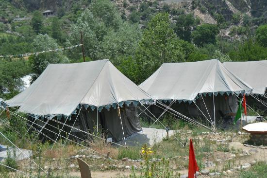 Igloo Nature Camp: Rooms