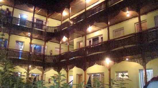 Kargil, India: Hotel Siachen - Lobby