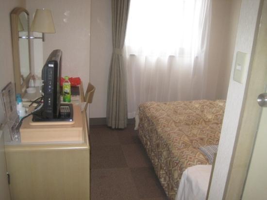 APA Hotel Kamata Eki Nishi: room1
