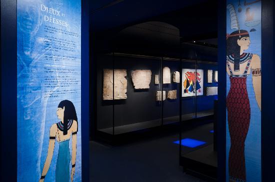 Mougins, فرنسا: Galerie egypte 2