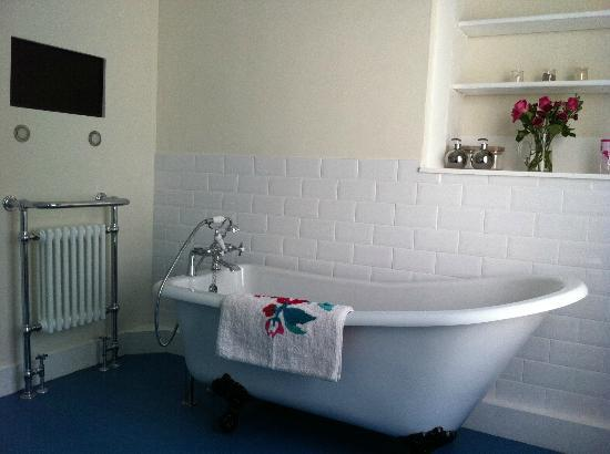 Orchard Bed and Breakfast In Lewes: Bathroom