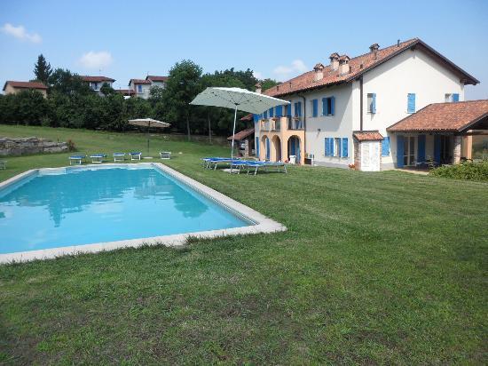 Albergo Ristorante La Spiga: piscina