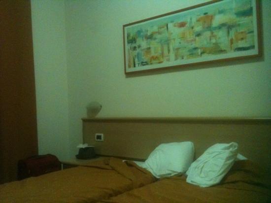 Hotel Astor: Stanza minuscola e trascurata