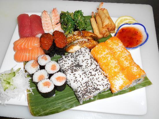 Sushi & Kushi: Lifestyle- Dinner