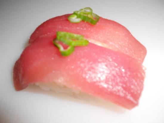 Sushi & Kushi: Thunfisch-Nigiri