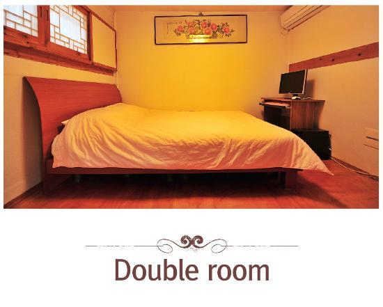 Anguk Guesthouse : Doubluroom