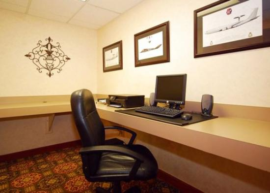 Sleep Inn : Business center