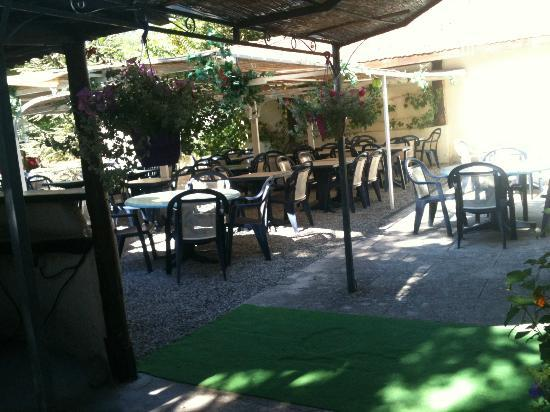 Moulin de la Salaou Hotel Restaurant : ristorante