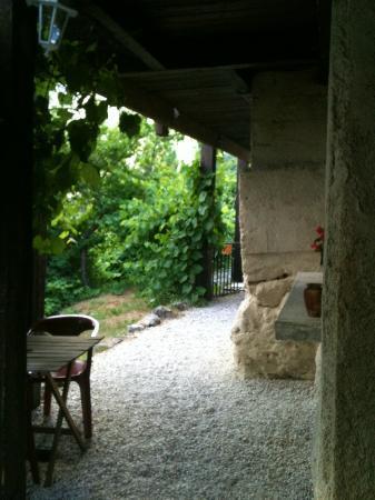 Moulin de la Salaou Hotel Restaurant : esterno camera 11