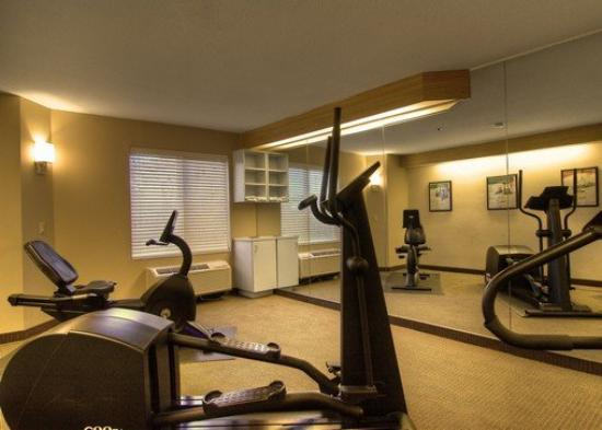Sleep Inn & Suites - Johnson City: TNFitness Room