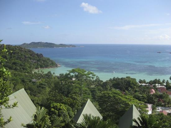Mango Lodge : Blick von der Terrasse