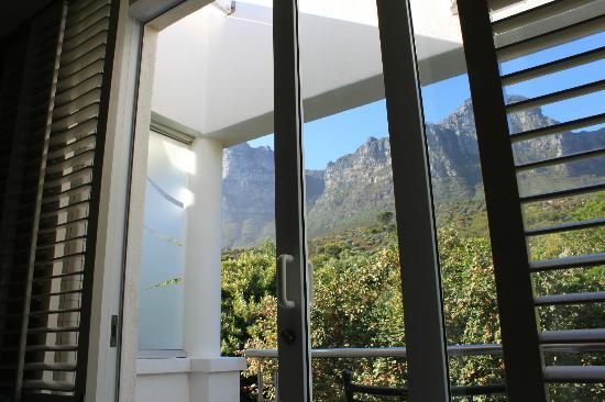 The Twelve Apostles Hotel and Spa: View from the room over the balcony