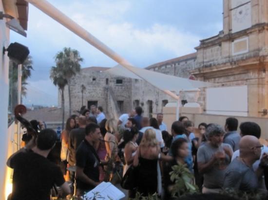 aperitivo in terrazza da Obikà Palermo - Picture of Obica Mozzarella ...